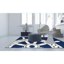 Vysokoodolný koberec vhodný do exteriéru Floorita Navy, 133&...