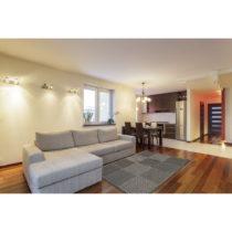 Vysokoodolný koberec vhodný do exteriéru Floorita Quadrotta Grey,&#xA...