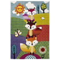 Detský koberec Universal Foxes, 120×170 cm