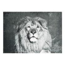 Sivá rohožka Mint Rugs StateMat Lion, 50 × 70 cm