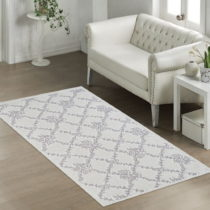 Béžový odolný koberec Vitaus Scarlett, 100×&...
