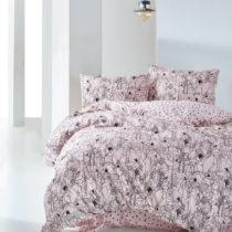 Obliečky z bavlny na dvojlôžko s plachtou Cave, 220×...