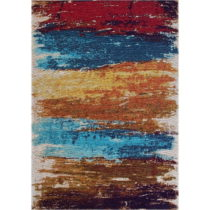 Koberec Eco Rugs Colourful Abstract, 200 × 290 cm