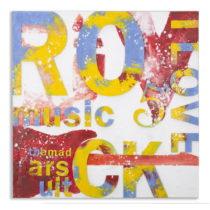 Obraz Mauro Ferretti Music, 100×100 cm