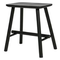 Čierna stolička vtwonen Butt