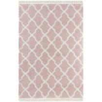Ružový koberec Mint Rugs Marino, 160 x 230 cm