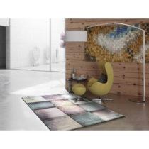 Koberec Universal Pinky Squaro Multi, 140×200 cm