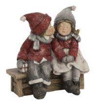Dekoratívna vianočná soška J-Line Kids