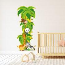 Detský samolepiaci meter Ambiance Palms