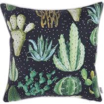 Obliečka na vankúš Apolena Dark Cactus, 43×&#xA0...