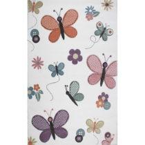 Detský koberec Eco Rugs Butterfly, 160×230 cm