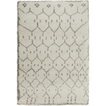 Krémový koberec Mint Rugs Allure Ronno Creme, 80 x 150 cm