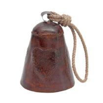 Zvonček Bell Vintage Heart