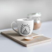 Hrnček FOR.REST Design Hedgehog, 300 ml