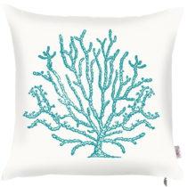 Obliečka na vankúš Apolena Sea Coral Pure, 43×&#...