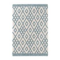 Modrý koberec Mint Rugs Ornament, 120 x 170 cm
