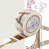 Washi páska s motívmi M. Šaška MT Masking Tape Paris