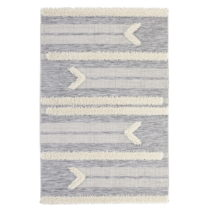 Sivý koberec Mint Rugs Handira Arrow, 155 × 230 cm