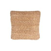 Vankúš z morskej trávy PT LIVING, 60×60 cm