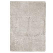 Svetlosivá bavlnená kúpeľňová predlo&#x1...