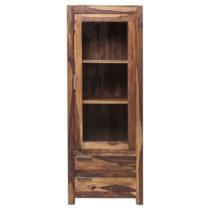 Drevená komoda Kare Design Authentico, 67 × 180cm