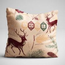 Vankúš Oyo home Rudolf, 43 × 43 cm