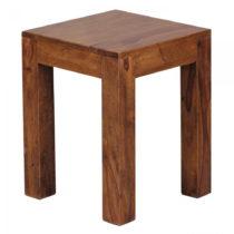 Odkladací stolík z masívneho palisandrového dreva Skyport Teresa