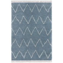 Modrý koberec Mint Rugs Rotonno, 160 x 230 cm