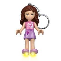 Svietiaci prívesok na kľúče LEGO® Friends Olivia