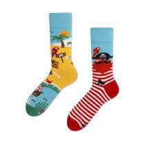 Ponožky Many Mornings Pirate Island,veľ.43-46