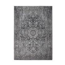 Čierno-sivý koberec White Label Chi, 160 x 231 cm