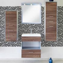 Sada 9 dekoratívnych samolepiek na stenu Ambiance Shade of Grey, 10×&...