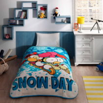 Deka Snow Day, 160x220 cm