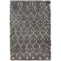 Tmavosivý koberec Mint Rugs Allure Ronno Grey, 120 x 170 cm
