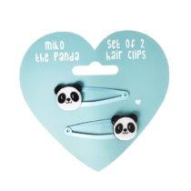 Sada 2 sponiek do vlasov Rex London Miko The Panda