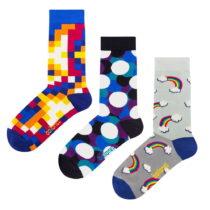 Darčeková sada ponožiek Ballonet Socks Bubbles, veľkos&#x...