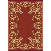 Červeno-žltý koberec Universal Izmir, 160 × 230 cm