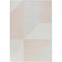 Krémovo-ružový koberec Mint Rugs Madison, 160 × 230 cm