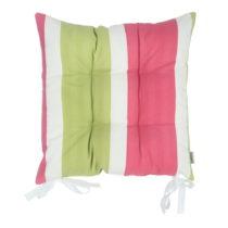 Ružovo-zelený podsedák Apolena Stripes, 43×...