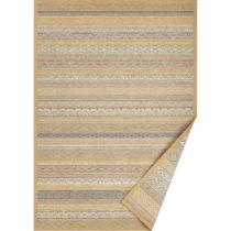 Svetlohnedý vzorovaný obojstranný koberec Narma Ridala, 200&...