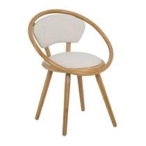 Stolička z bambusu Mauro Ferretti Bamboo Globe