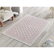 Bavlnený koberec Inci Powder, 80×150 cm