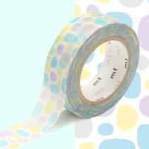 Washi páska MT Masking Tape Tatienne, návin10m