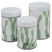 Sada 3 dóz Mauro Ferretti Cactus