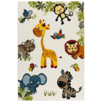 Detský koberec Universal Kinder Blanco, 120 x 170 cm