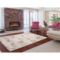 Béžový koberec s prímesou bavlny Universal Chenile Beig, 80 &am...