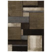 Hnedý koberec Universal Malmo Brown, 120 x 170 cm