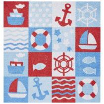 Detský koberec Zala Living Sailor, 100 × 100 cm