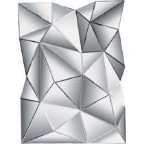Nástenné zrkadlo Kare Design Prisma, dĺžka 140 cm