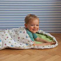 Detský spací vak Bartex Autíčka, 70×&#xA...